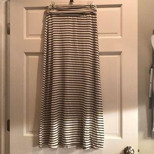 *NWOT* JCrew Maxi Skirt